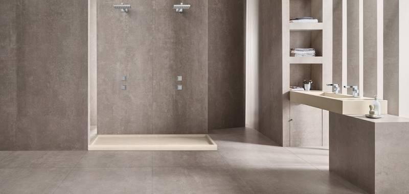 le carrelage de faible paisseur id al pour r novation et. Black Bedroom Furniture Sets. Home Design Ideas